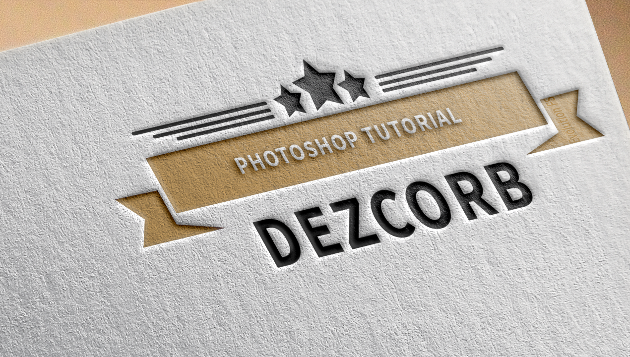 how to create logo in photoshop pdf